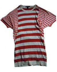 Marc By Marc Jacobs - Multicolour Viscose Dress - Lyst
