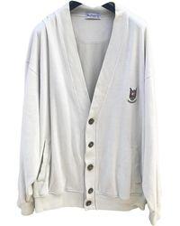 Burberry Vest - White