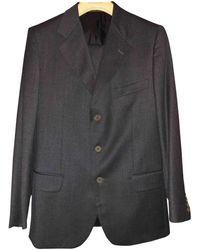 Loro Piana Wool Suit - Black