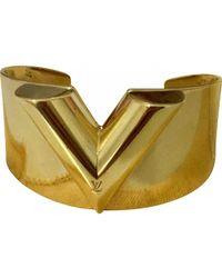 Louis Vuitton - Essential V Bracelet - Lyst