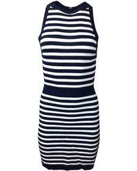 Balmain - Mini Dress - Lyst