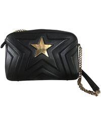 Stella McCartney Bolsa de mano en sintético negro Stella Star