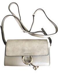 Chloé - Faye Leather Handbag - Lyst