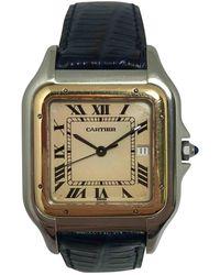 Cartier Panthère Watch - Metallic