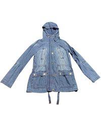 Michael Kors Blue Denim - Jeans Jacket