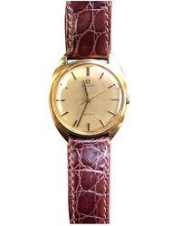 Omega Gelbgold Uhren - Mehrfarbig