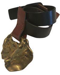 Tom Ford Leather Bracelet - Multicolor