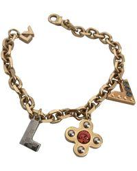 Louis Vuitton - Other Metal Bracelets - Lyst