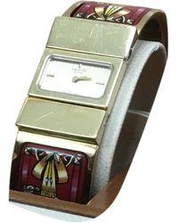 Hermès Loquet Uhren - Mehrfarbig