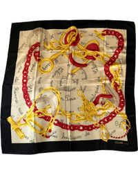 Céline - Pre-owned Silk Handkerchief - Lyst
