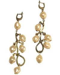 Marni Pendientes en perlas - Multicolor