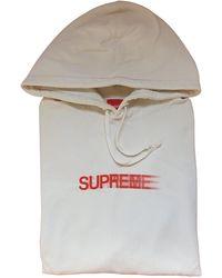 Supreme Sweatshirt - Weiß