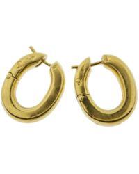 Pomellato - Yellow Gold Earrings - Lyst