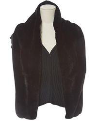 Miu Miu - Black Wool Knitwear - Lyst
