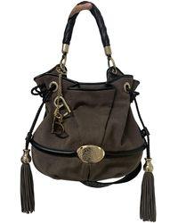 Lancel Brigitte Bardot Handbag - Brown