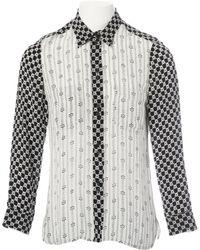 Isabel Marant - Melina Printed Silk Crepe De Chine Shirt - Lyst