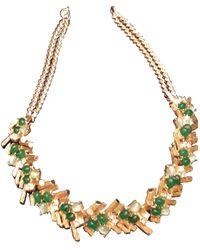 Carven Jewelry Set - Metallic