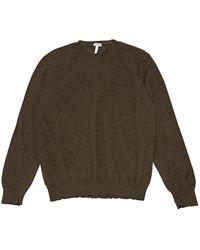 Loewe Brown Cashmere Knitwear & Sweatshirt