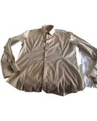 Patrizia Pepe Shirt - Natural