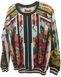 Clover Canyon - Multicolour Synthetic Knitwear - Lyst