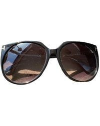 Tom Ford Oversize brille - Schwarz