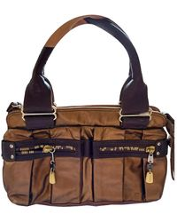 See By Chloé Leather Handbag - Brown