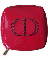 Dior Trousse de toilette - Rouge
