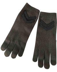 Brunello Cucinelli Cashmere Gloves - Multicolour
