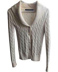 Polo Ralph Lauren - Beige Cotton Knitwear - Lyst