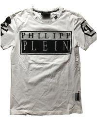 Philipp Plein T-shirt - Bianco