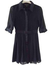 Jonathan Saunders Black Polyester Dress