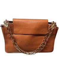 Chloé - Leather Shoulder Bag - Lyst