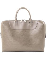 Louis Vuitton - Bolso de Cuero - Lyst