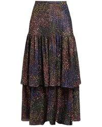 Chloé Maxi Skirt - Multicolour