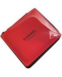 Chanel Piccola pelletteria - Rosso