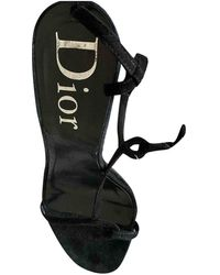 Dior Sandalen - Schwarz