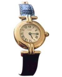 Cartier Must Vendôme Uhren - Mehrfarbig