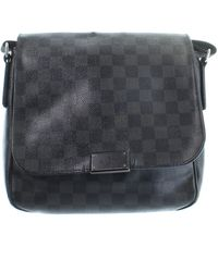 Louis Vuitton Sac en cuir - Noir