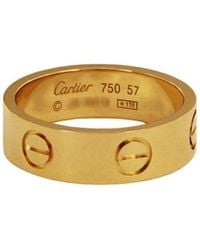 Cartier Love Yellow Yellow Gold