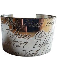 Tiffany & Co. Bracelets en Argent Argenté - Métallisé