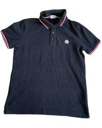 Moncler Poloshirts - Blau