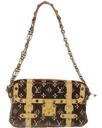 Louis Vuitton - Trocadéro Pony-style Calfskin Handbag - Lyst