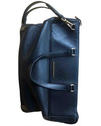 Marc By Marc Jacobs Leather Handbag - Blue