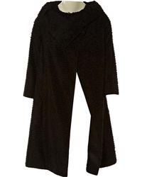 Roland Mouret Coat - Black