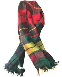 Comme des Garçons Wool Scarves - Multicolor