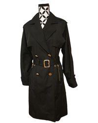 Michael Kors Trench Coat - Black