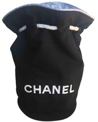 Chanel Cloth Backpack - Multicolour