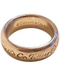 Tiffany & Co. Anello in Argento - Multicolore