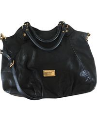 Marc By Marc Jacobs Classic Q Leather Bag - Black