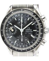 Omega Speedmaster Uhren - Schwarz